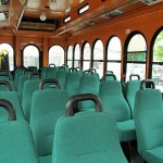 Confederation Tour Trolley