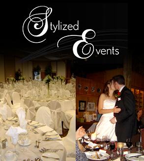 Kingston Wedding Planner stylized events