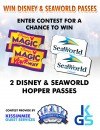 Disney & Seaworld Tickets