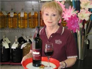 Rose Schwager of Wine Kitz Kingston