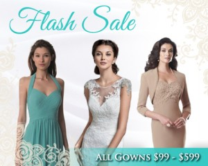 Bridal Creations Sale