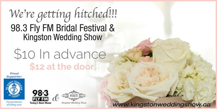 Kingston Wedding Show 2015